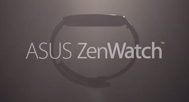 На 3 сентября ASUS запланировала презентацию своих умных часов ZenWatch