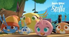 Angry Birds Stella: только для девочек!
