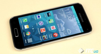 Обзор смартфона Samsung Galaxy S5 Mini