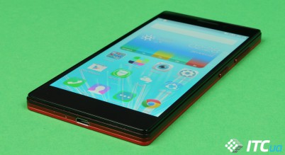 Первый взгляд на Android-смартфон Lenovo VIBE X2