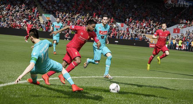 Игра футбол фифа 2014 скачать бесплатно на компьютер через торрент