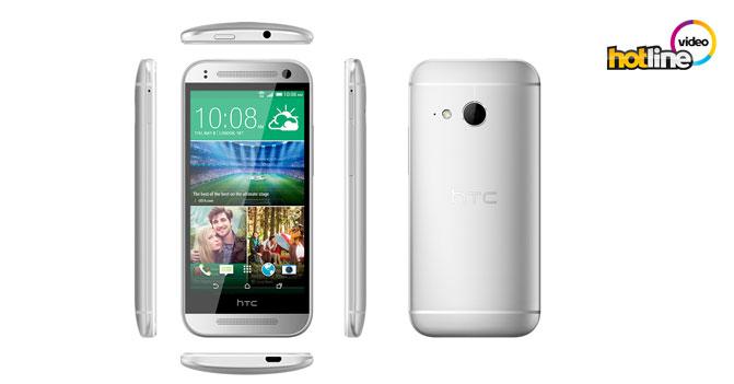 Видеообзор смартфона HTC One mini 2