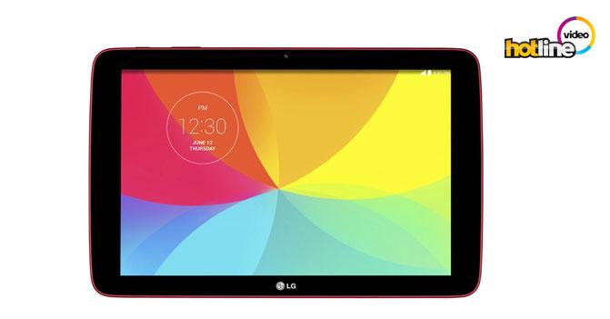 Видеообзор планшета LG G Pad 10.1 (V700)