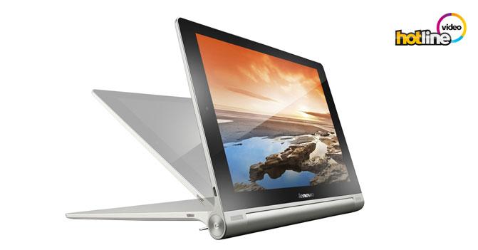 Видеообзор планшета Lenovo Yoga Tablet 10 HD+