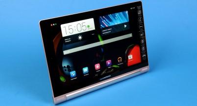 Lenovo Yoga Tablet 10 HD+: удачная работа над ошибками