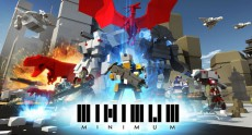 Minimum: Deathmatch в стиле LEGO