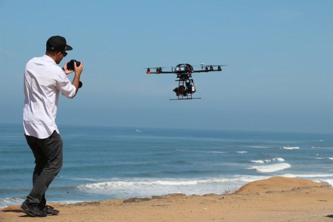Movie Drones