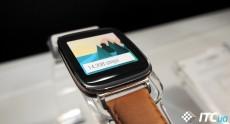 Первый взгляд на умные часы ASUS ZenWatch