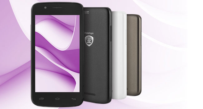 Prestigio представила в Украине смартфоны MultiPhone 5453 DUO и MultiPhone 5504 DUO