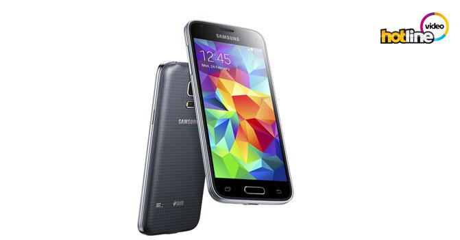 Видеообзор смартфона Samsung Galaxy S5 Mini