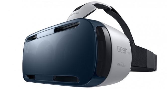 Samsung представила шлем виртуальной реальности Gear VR