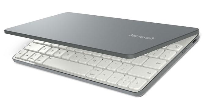 Microsoft создала универсальную клавиатуру для мобильных устройств