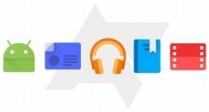 Изображения новой версии Google Play: еще больше Material Design