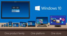 Функция Continuum в Windows 10 обеспечивает бесшовный переход между настольным и сенсорным окружениями