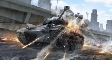 С 29 сентября в World of Tanks будет доступен новый режим – «Танковые гонки»