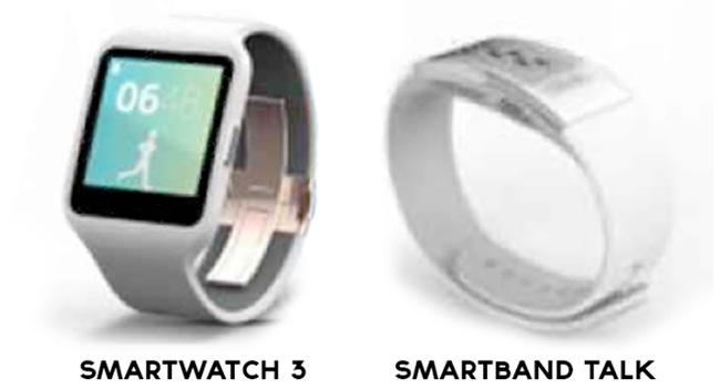 Sony привезет на IFA 2014 умные часы SmartWatch 3 и фитнес-трекер SmartBand Talk