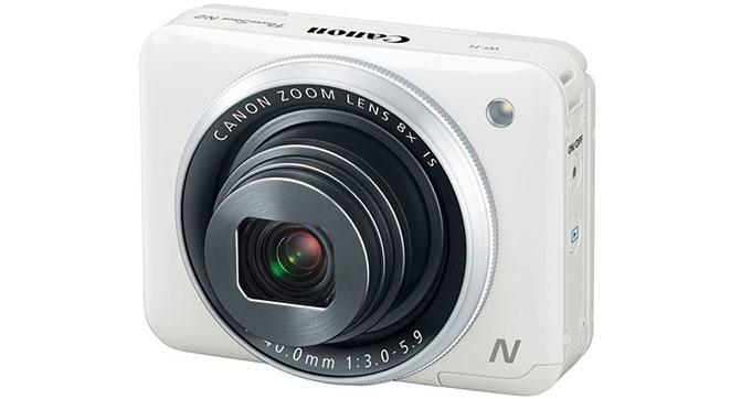 Canon показала камеру PowerShot N2, предназначенную для любителей автопортретов