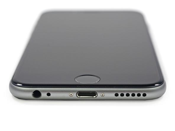 Эксперты iFixit разобрали смартфон iPhone 6