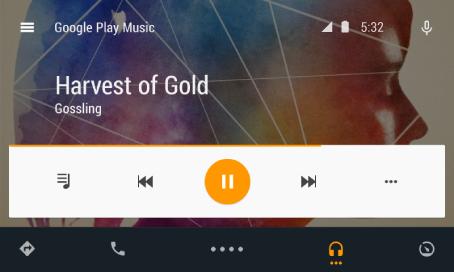 Разработчики не смогут существенно менять интерфейс приложений для платформы Android Auto