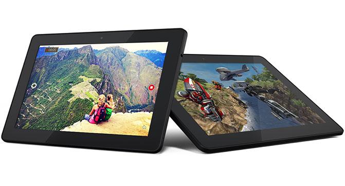Amazon анонсировала планшет Fire HDX 8.9