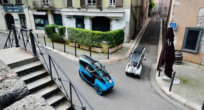 Toyota тестирует сервис проката электромобилей для коротких поездок в городе