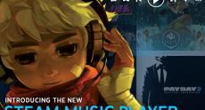 Не покидая игры: В Steam появился встроенный MP3 плеер