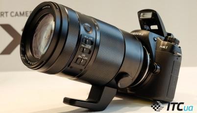 Samsung NX1: первый взгляд