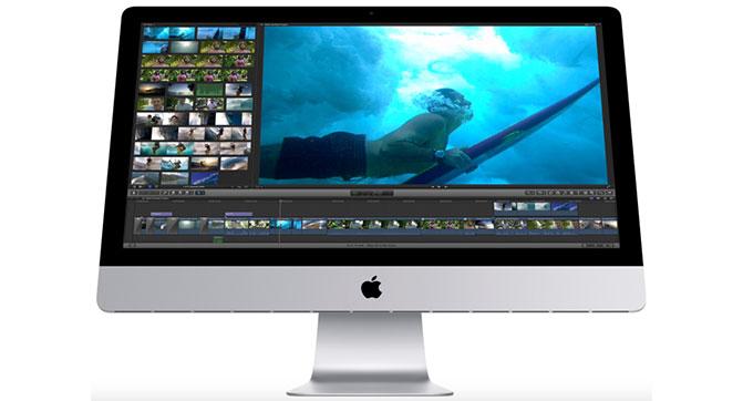 Новые компьютеры Apple iMac с дисплеями Retina заканчивают фазу тестирования