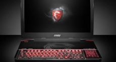MSI оснастила игровой ноутбук GT80 Titan механической клавиатурой с переключателями Cherry MX Red