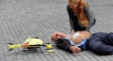 Очень скорая помощь будущего: дроны с дефибрилляторами и лекарствами