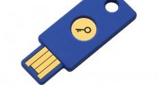 Google внедрила поддержку Security Key для 2-этапной аутентификации