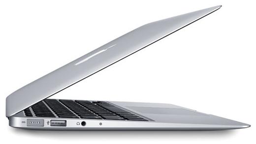 Супертонкий ноутбук Macbook Air от Apple