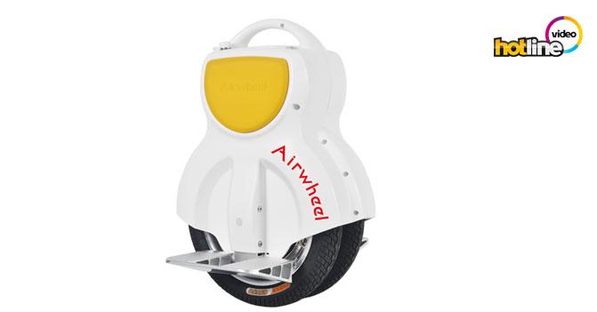Видеообзор моноколеса Airwheel Q1