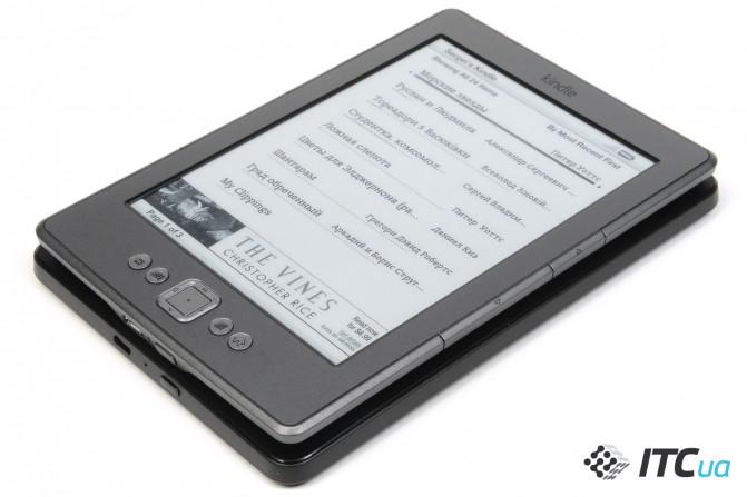 Amazon Kindle 6 (10)