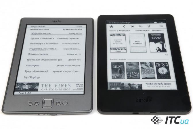 Amazon Kindle 6 (11)