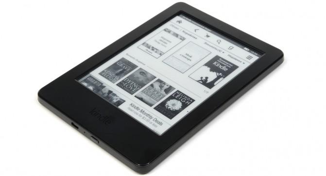 Обзор E Ink ридера Amazon Kindle 6: сенсорный экран лучше кнопок?