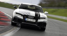 Audi RS 7 без пилота за рулем покорил Хоккенхаймринг всего за 2 минуты