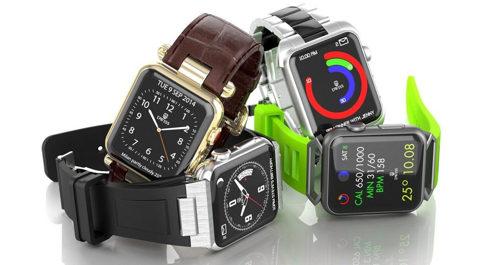 15c4368cb711 На Indiegogo собирают деньги на первые в мире аксессуары для Apple Watch -  ITC.ua