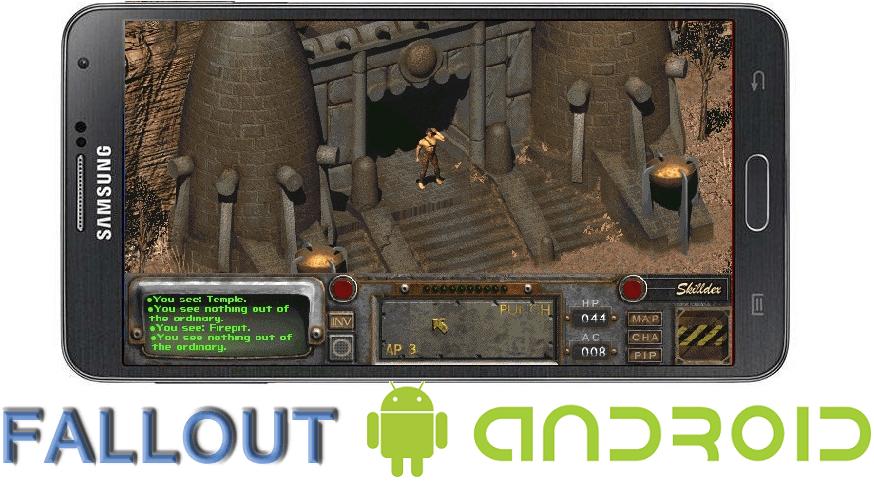 скачать игру фоллаут на андроид на русском бесплатно