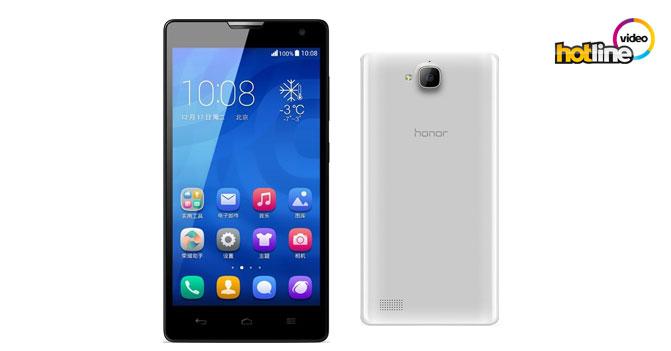 Видеообзор смартфона Huawei Honor 3C