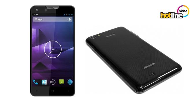 Видеообзор смартфона Impression ImSmart S471