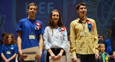 Конкурс Intel Техно-Украина завершен, победители представят Украину на международном финале Intel ISEF