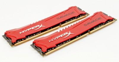 Обзор комплекта памяти Kingston HyperX Savage HX324C11SRK2/16