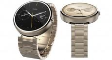 Умные часы Moto 360 получат «золотую» версию