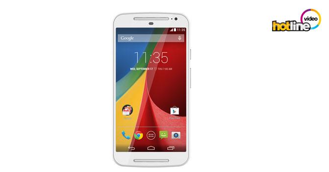 Видеообзор смартфона Motorola Moto G (2nd Gen.)