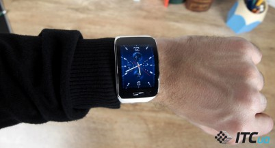 Samsung Gear S – умные часы стали на шаг ближе к смартфону