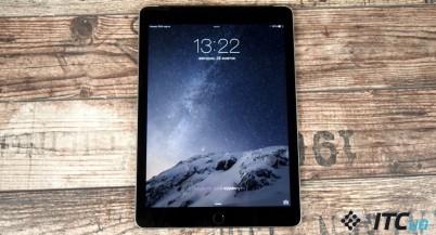 Обзор Apple iPad Air 2 – тоньше «воздуха»