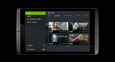 Обзор игрового планшета NVIDIA Shield