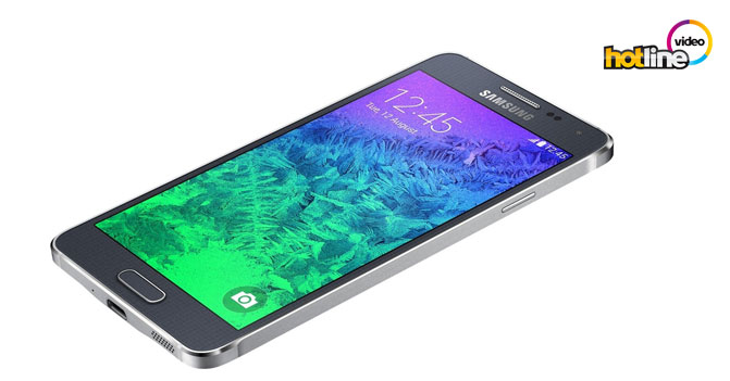 Опыт использования смартфона Samsung Galaxy Alpha