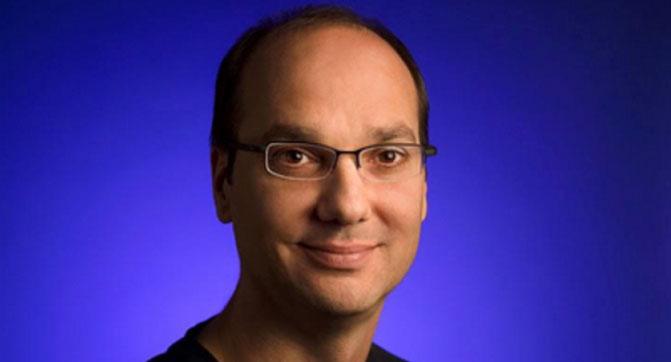 Создатель Android - Энди Рубин - покидает Google